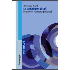 La Coscienza di sè, copertina del testo scritto da Nardi e Pubblicato da Franco Angeli.